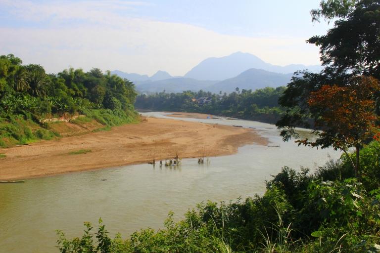 Mekong River view, Luang Prabang