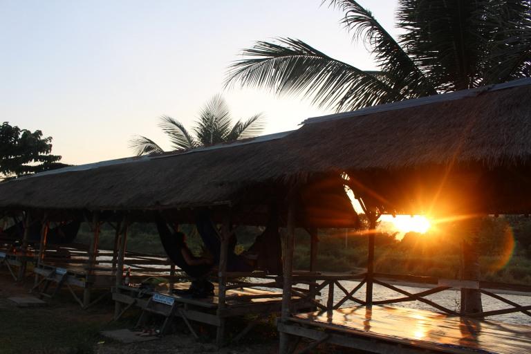 Pleasure Beach, Vang Vieng