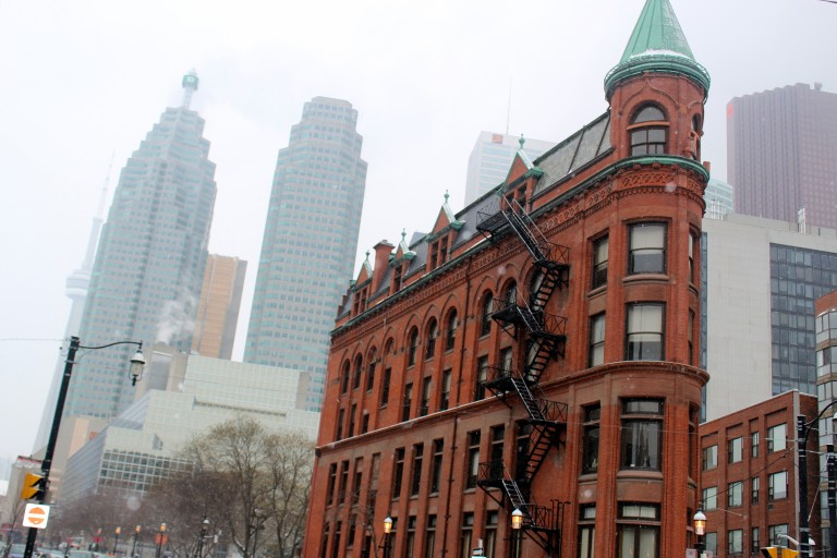 The Gooderham Building