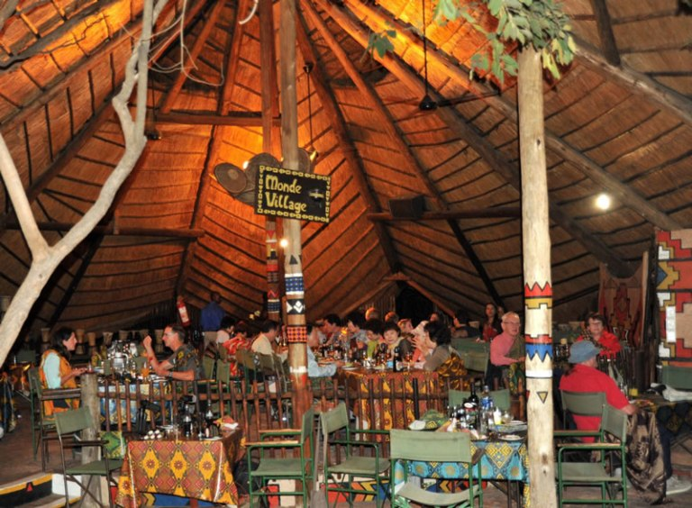 Monde Village at The Boma